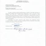 Wypowiedzenie umowy - dokument